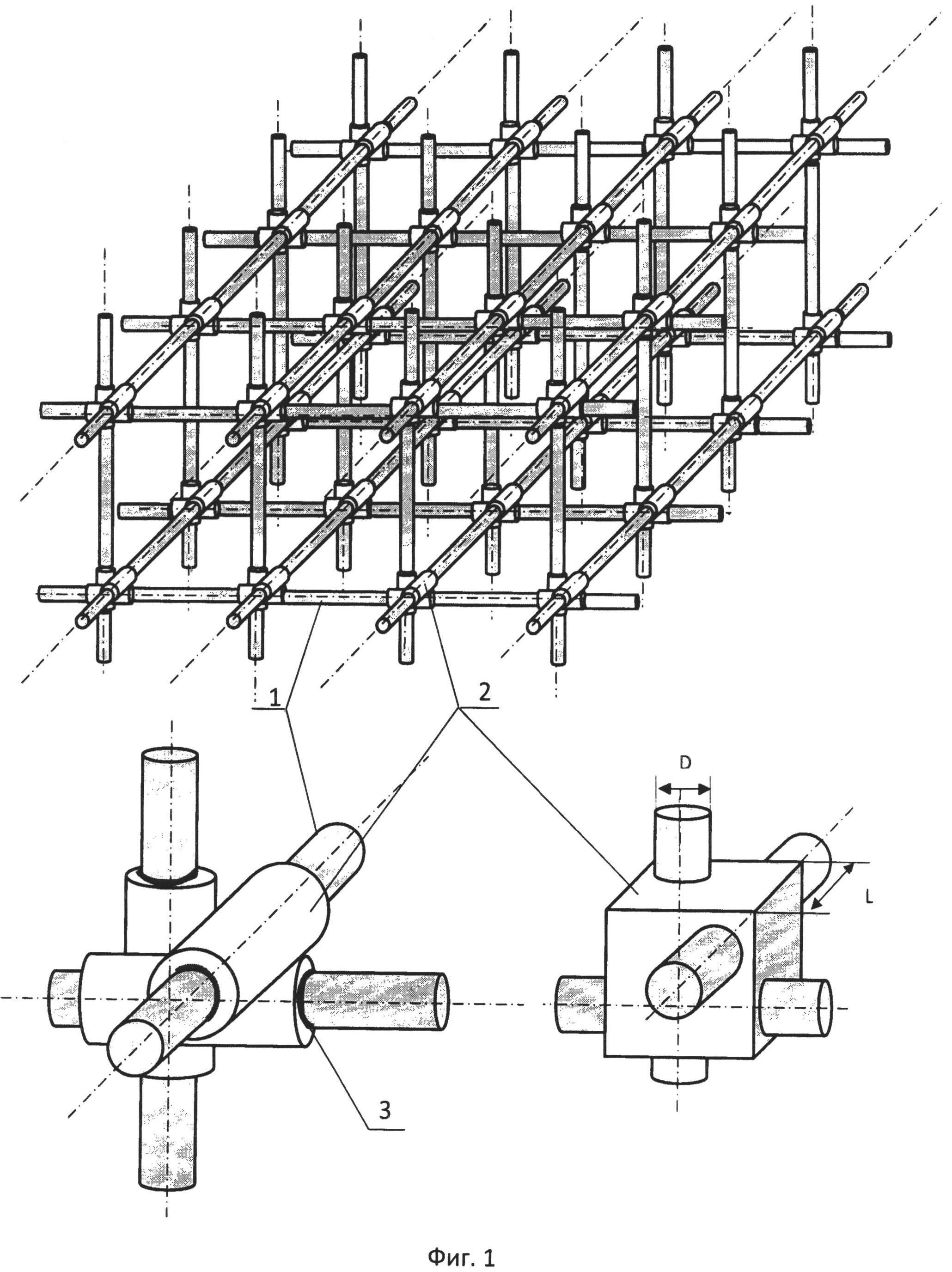 Способ изготовления строительных арматурных конструкций