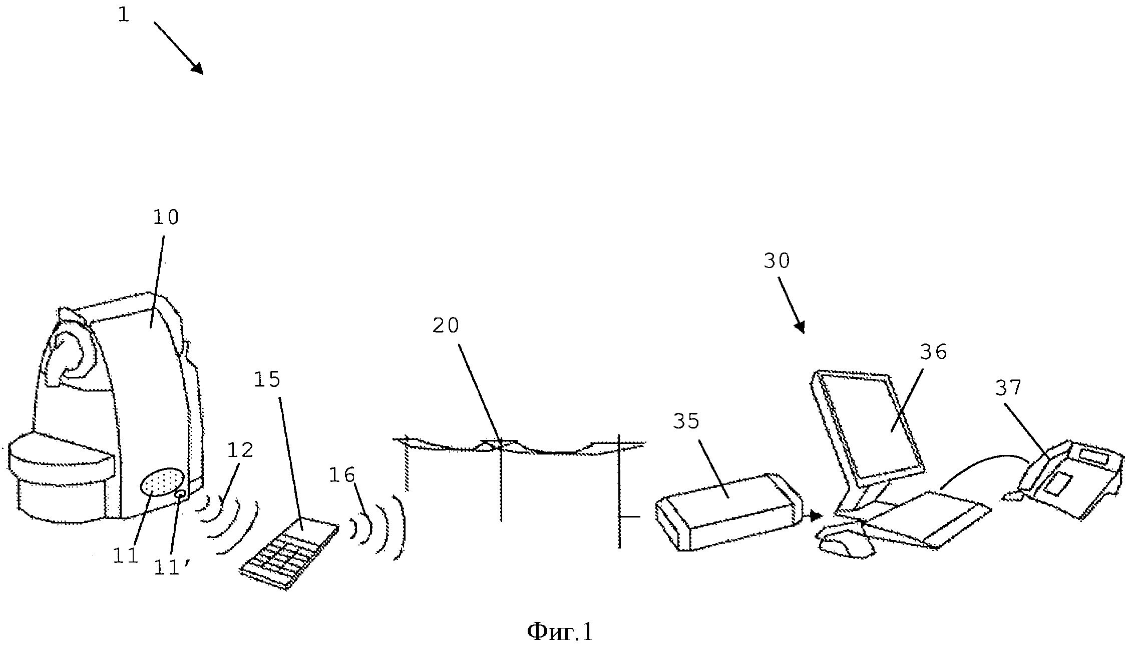 Дистанционная диагностика машин для приготовления напитков