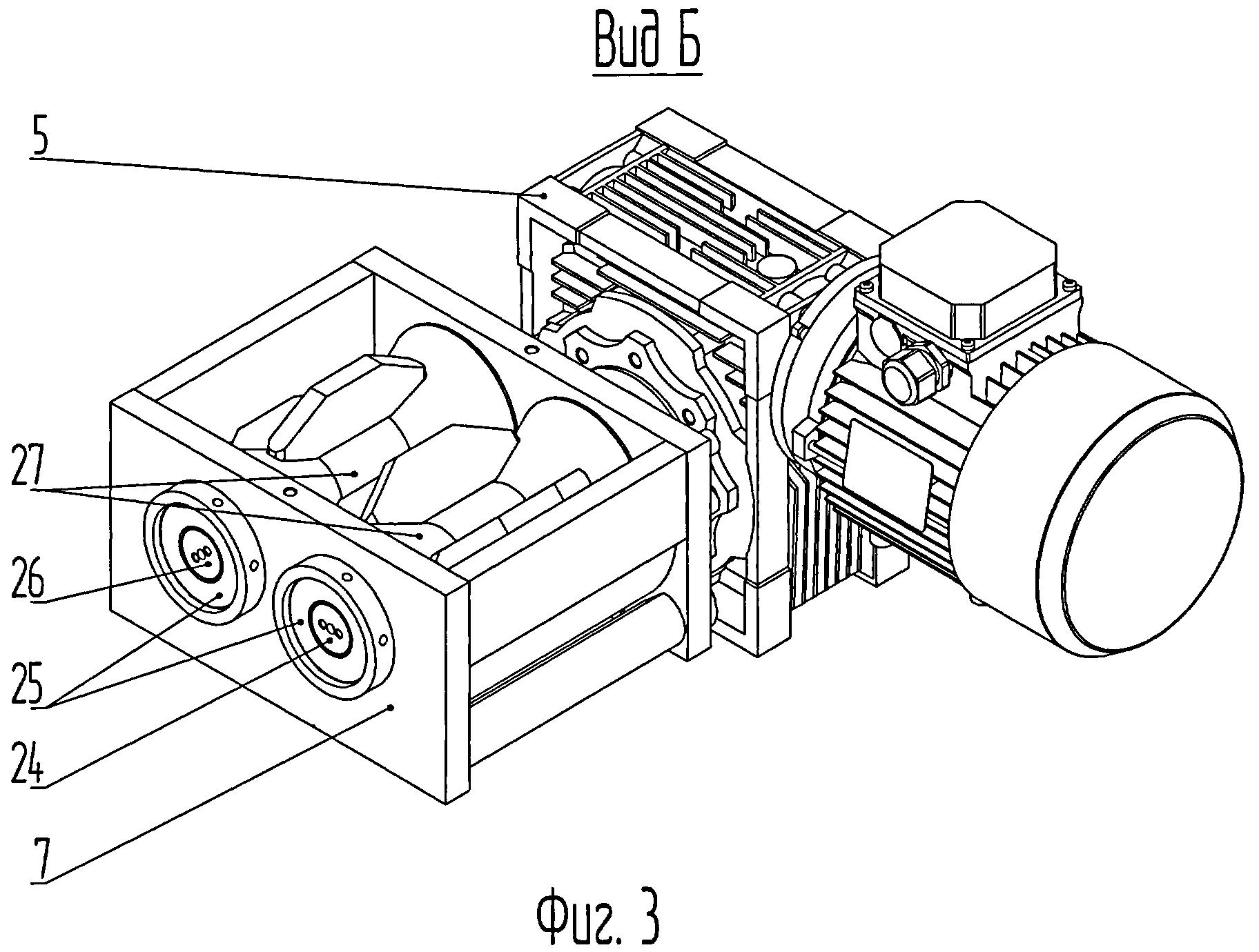 Линия приготовления изделий из теста с начинкой