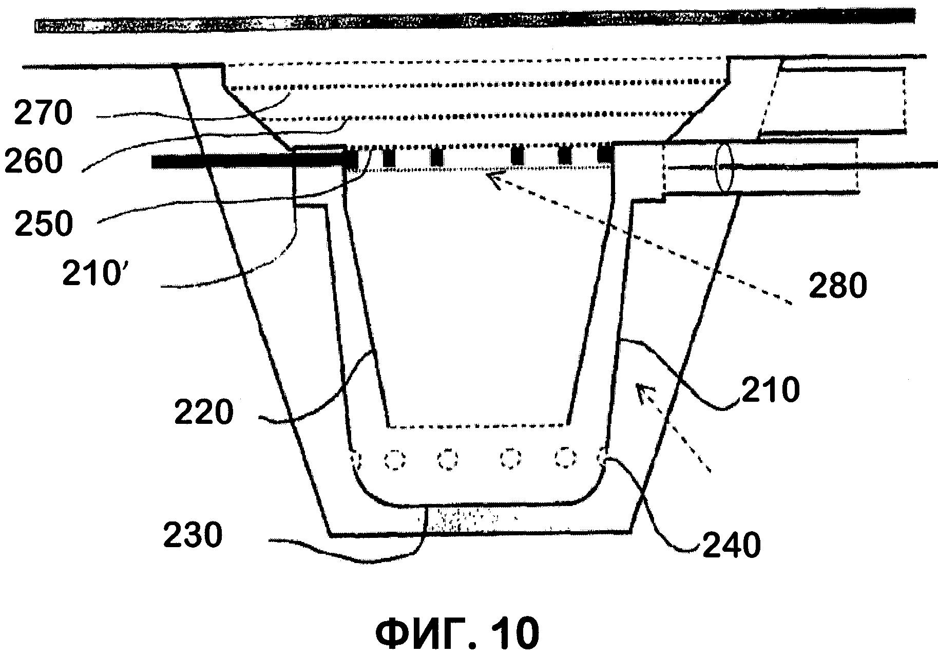 Нагревательное устройство для каталитического сжигания жидкого топлива