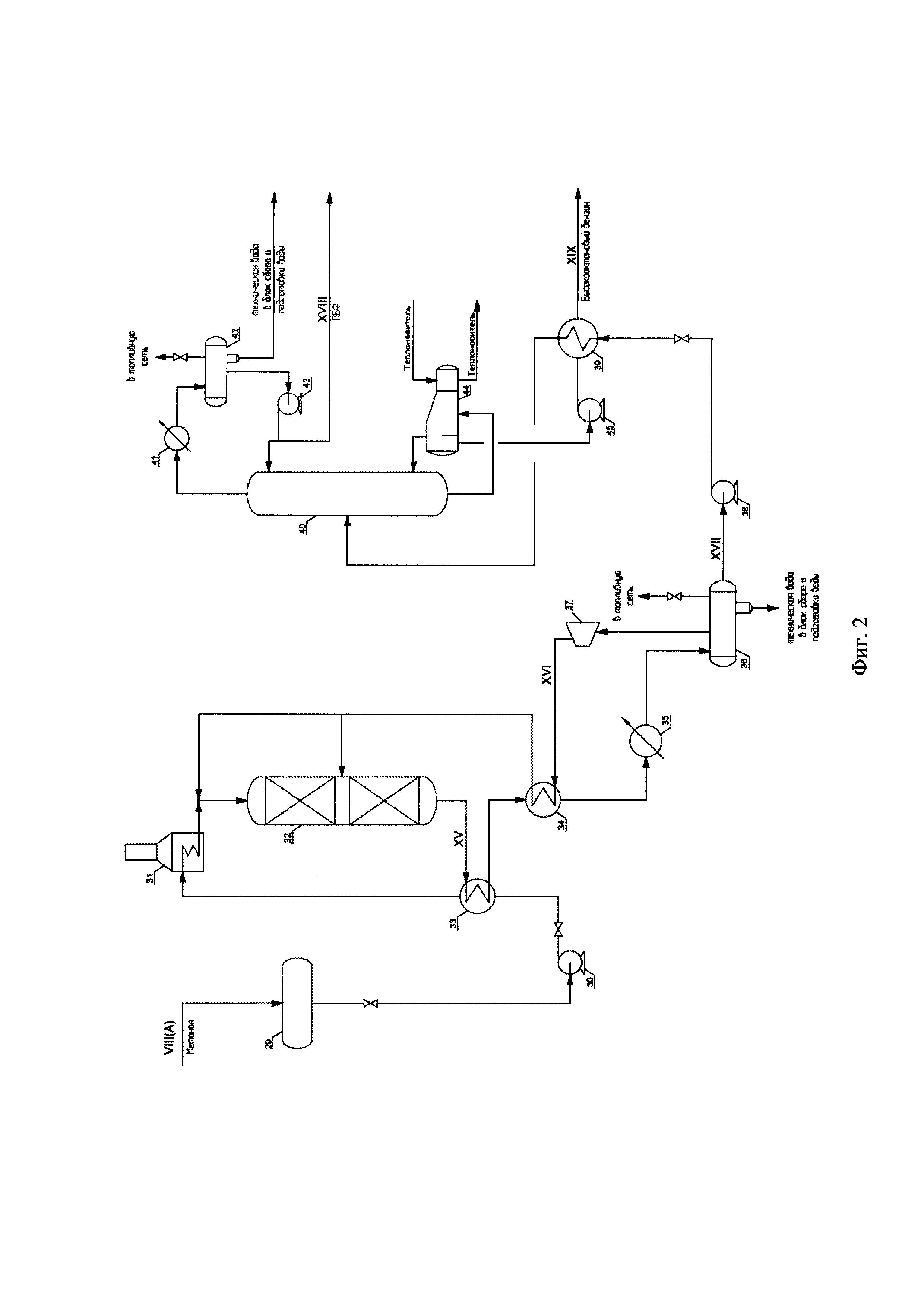 Адсорбционная установка подготовки углеводородного газа