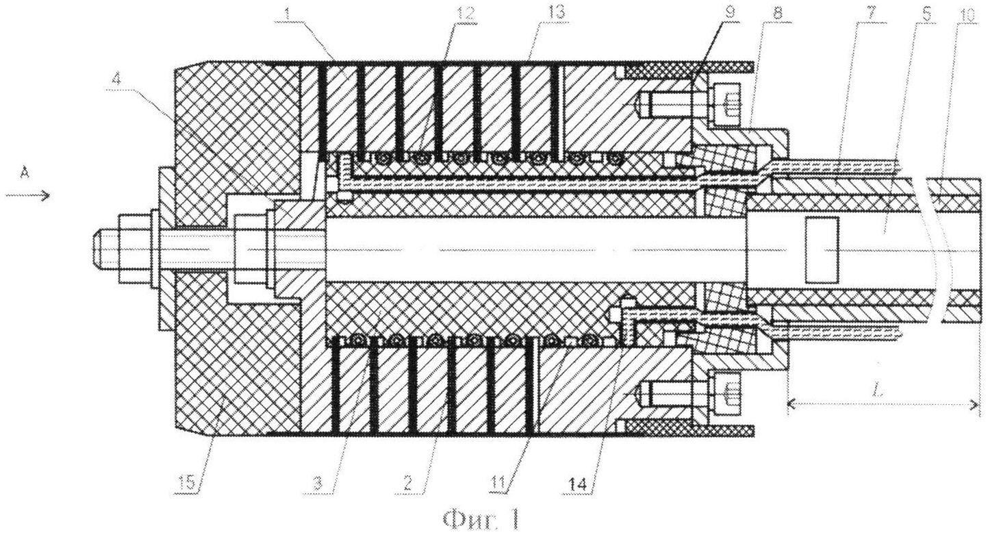 Индуктор для магнитно-импульсной раздачи трубчатых заготовок