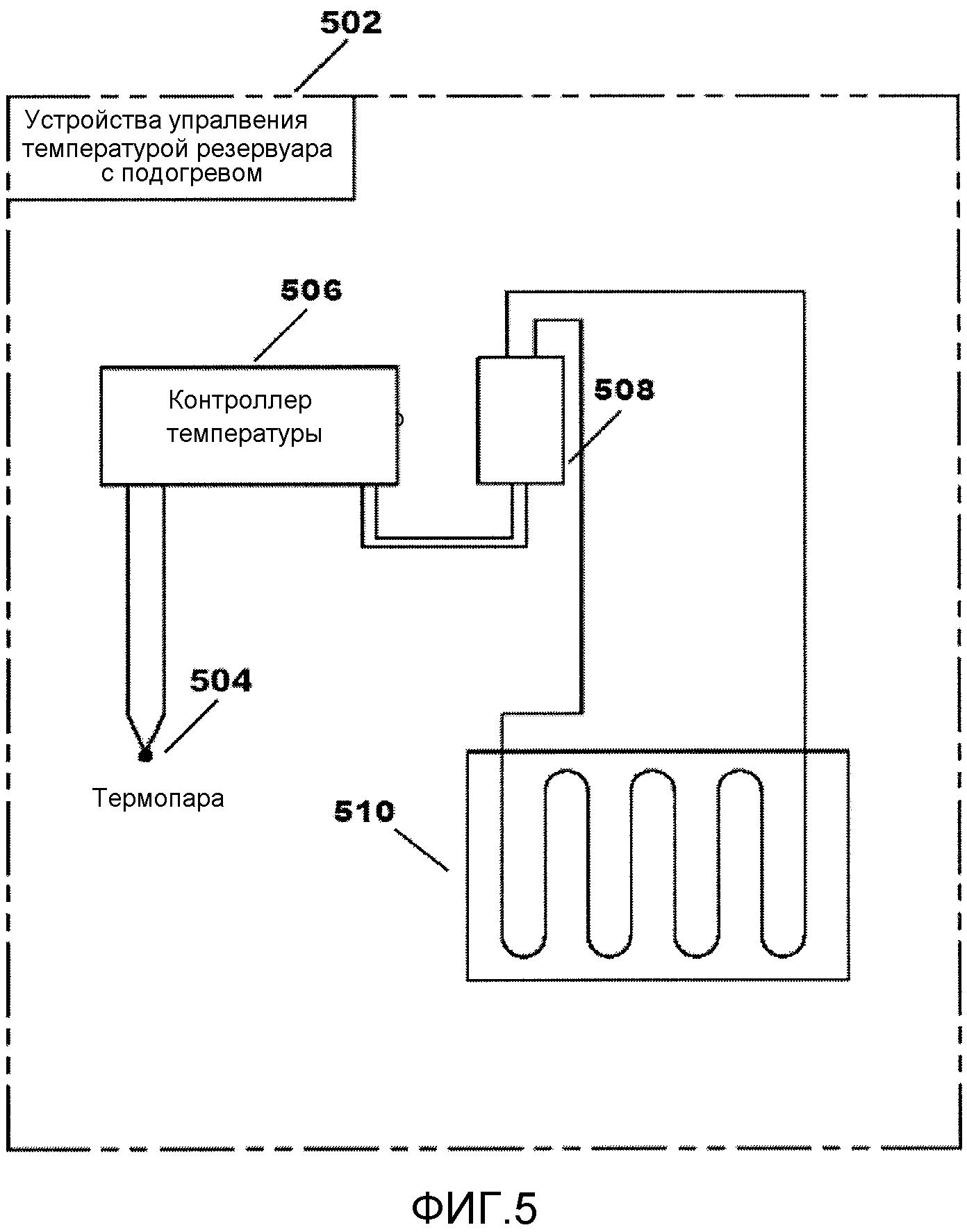 Выдачное устройство для горячих и холодных напитков