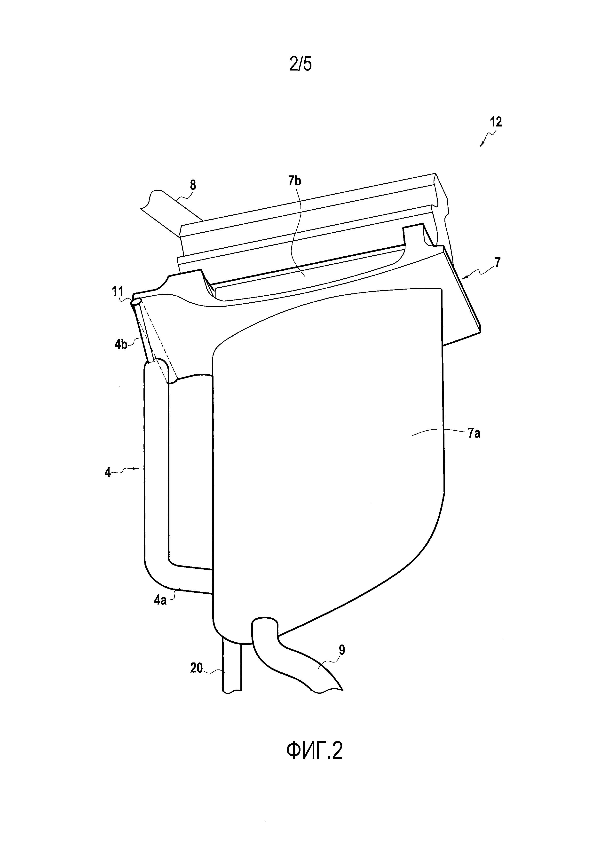 Литейная форма для монокристаллического литья