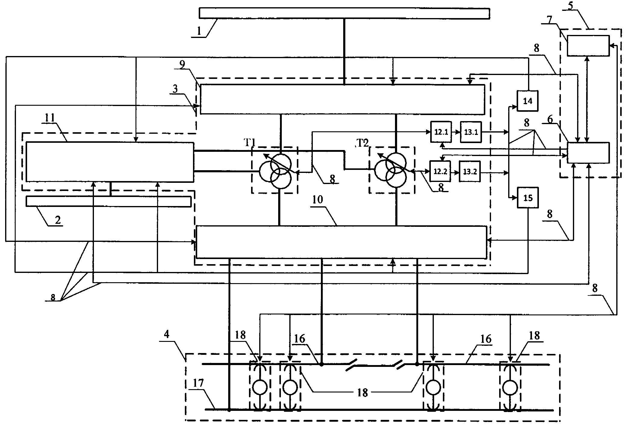 Схема электроснабжения железных дорог фото 572