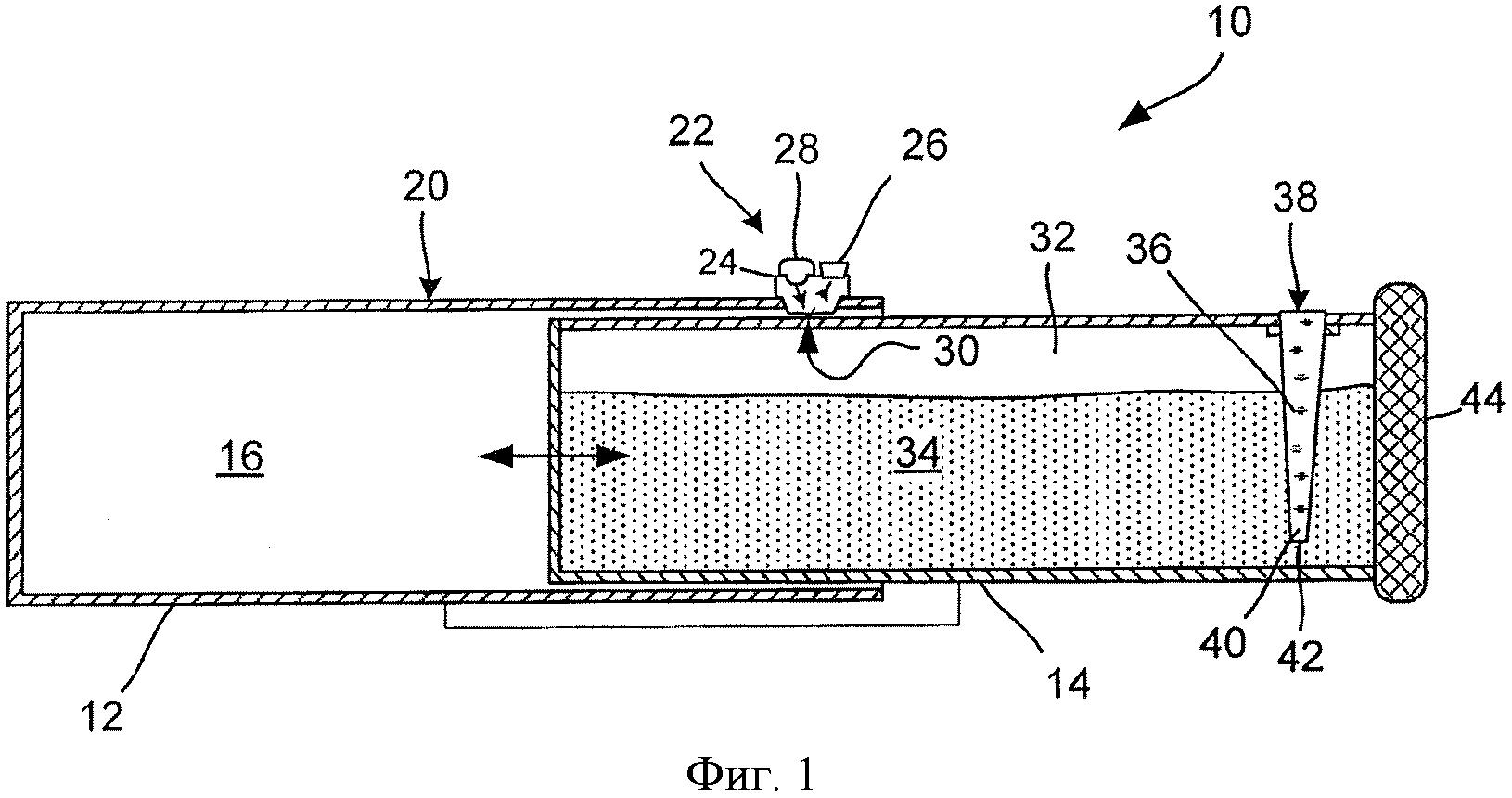 Комбинированная оптическая система распознавания контейнера и уровня заполнения
