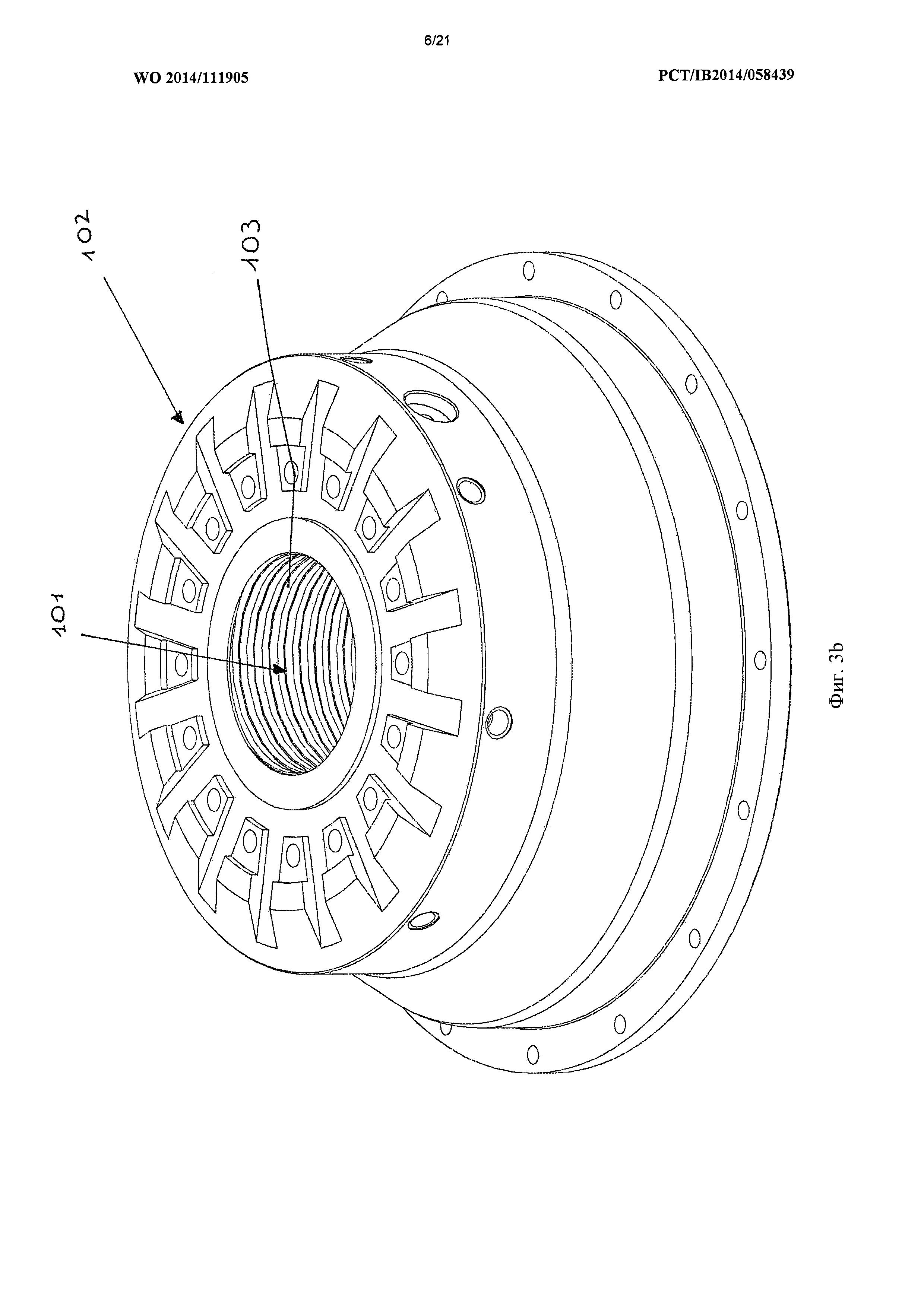 Литейная форма для пластиковой заготовки