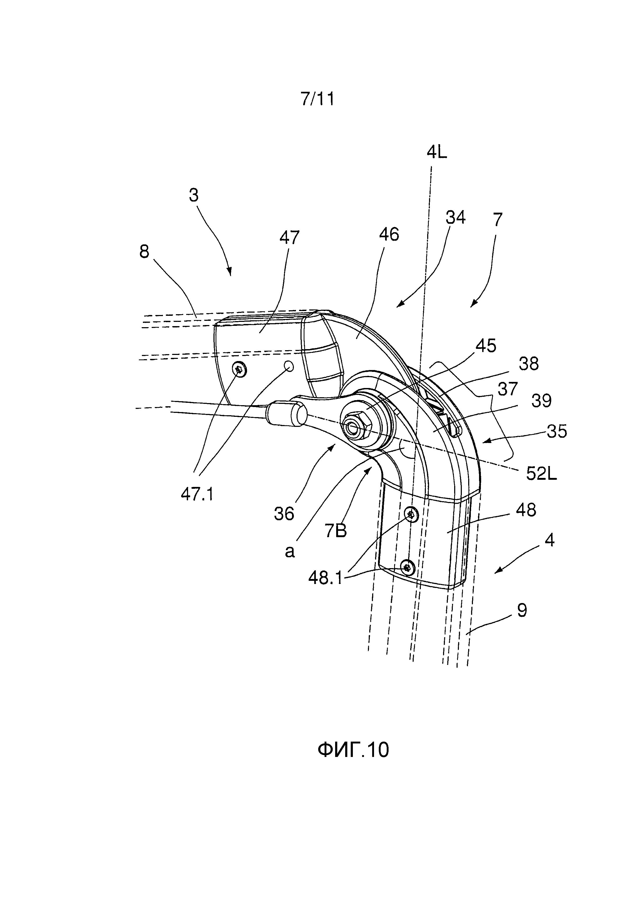 Устройство и вентиляционное устройство