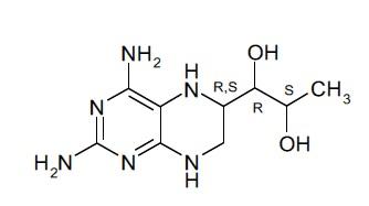 Твердые фармацевтические композиции, содержащие производные биоптерина, и способы применения таких композиций