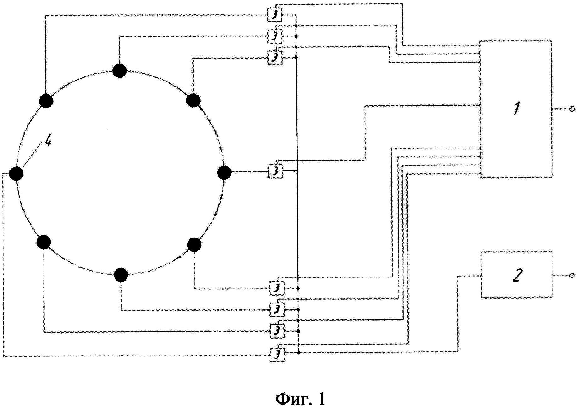 Способ формирования диаграммы направленности приёмной кольцевой цифровой фазированной антенной решетки