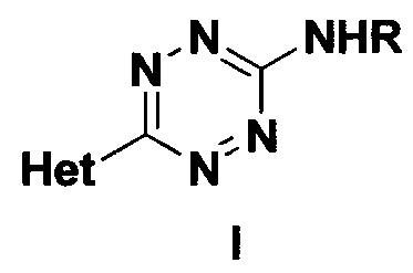 Селективные антибактериальные агенты, представляющие собой 3-(азол-1-ил)-6-аминозамещенные 1,2,4,5-тетразины