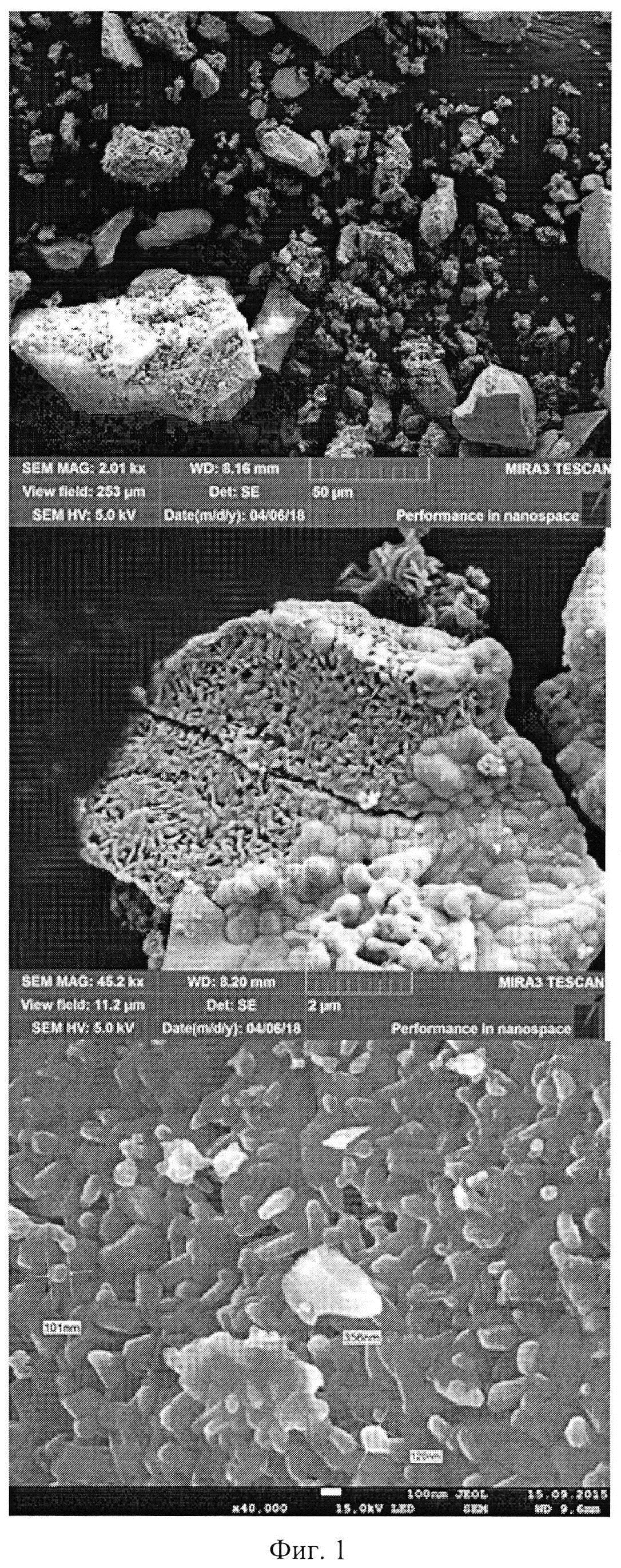 Способ изготовления анизотропных гексагональных ферритов типа м
