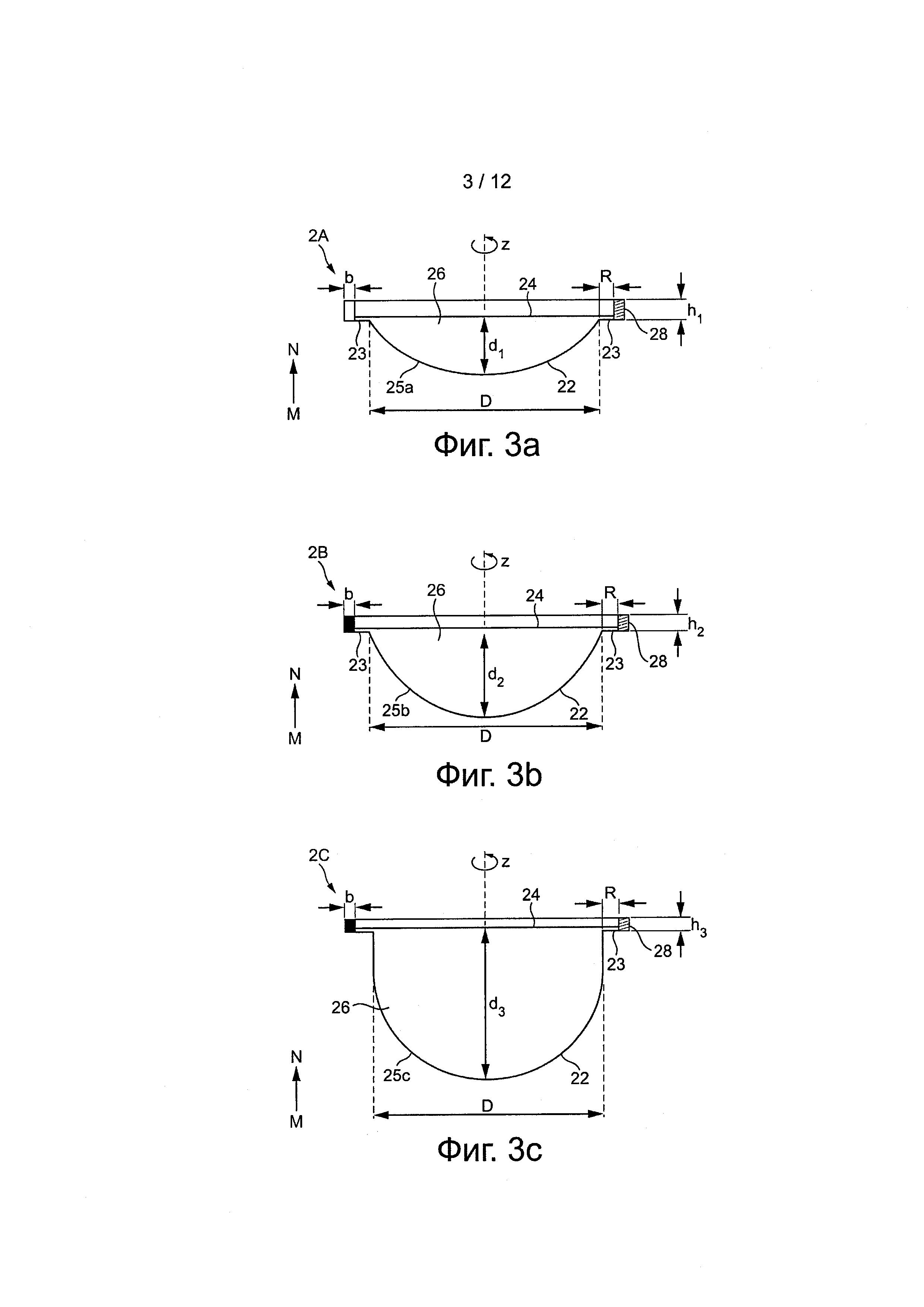 Подложка и капсула для приготовления напитков центрифугированием, система и способ приготовления напитков центрифугированием