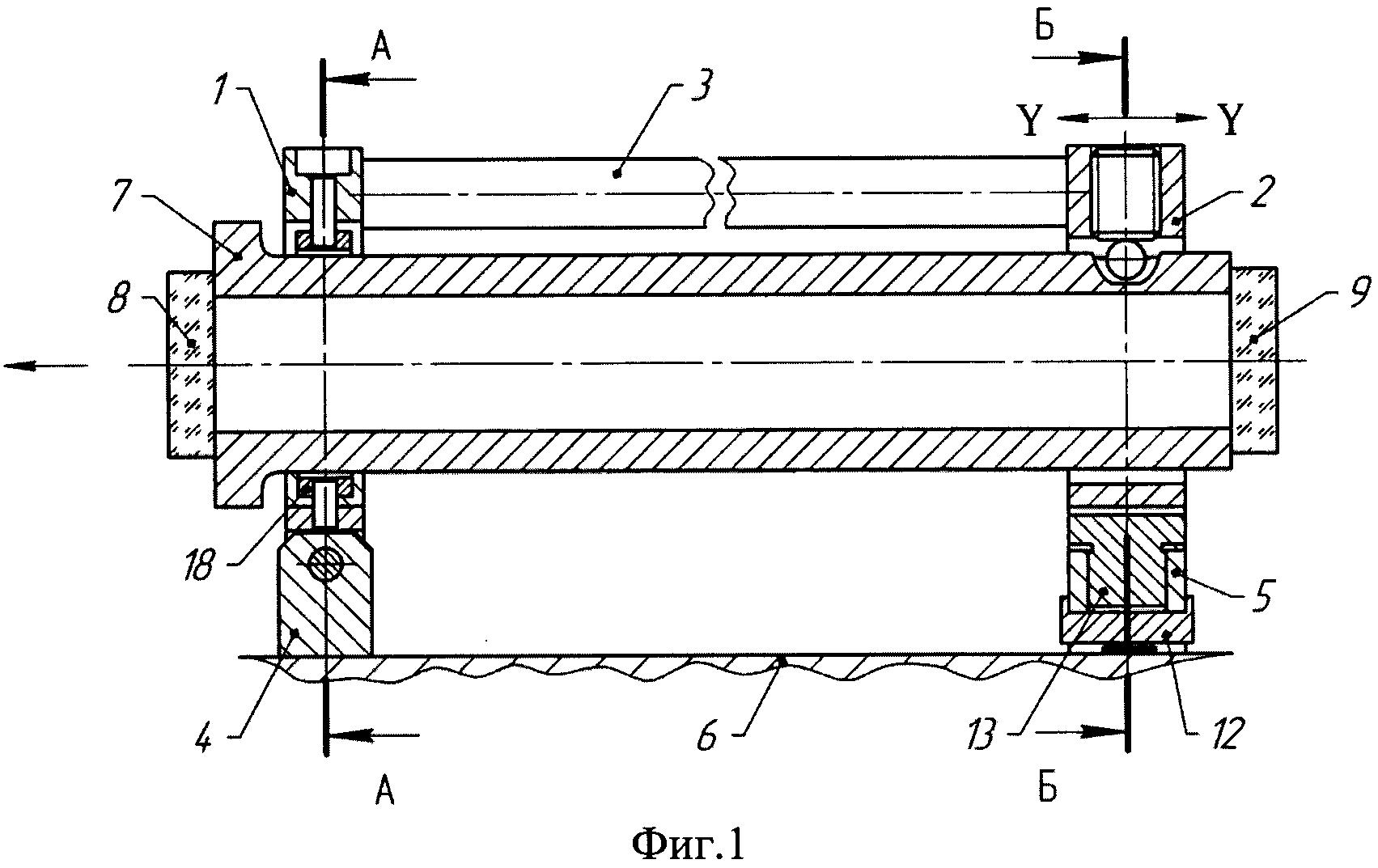 Резонатор лазера