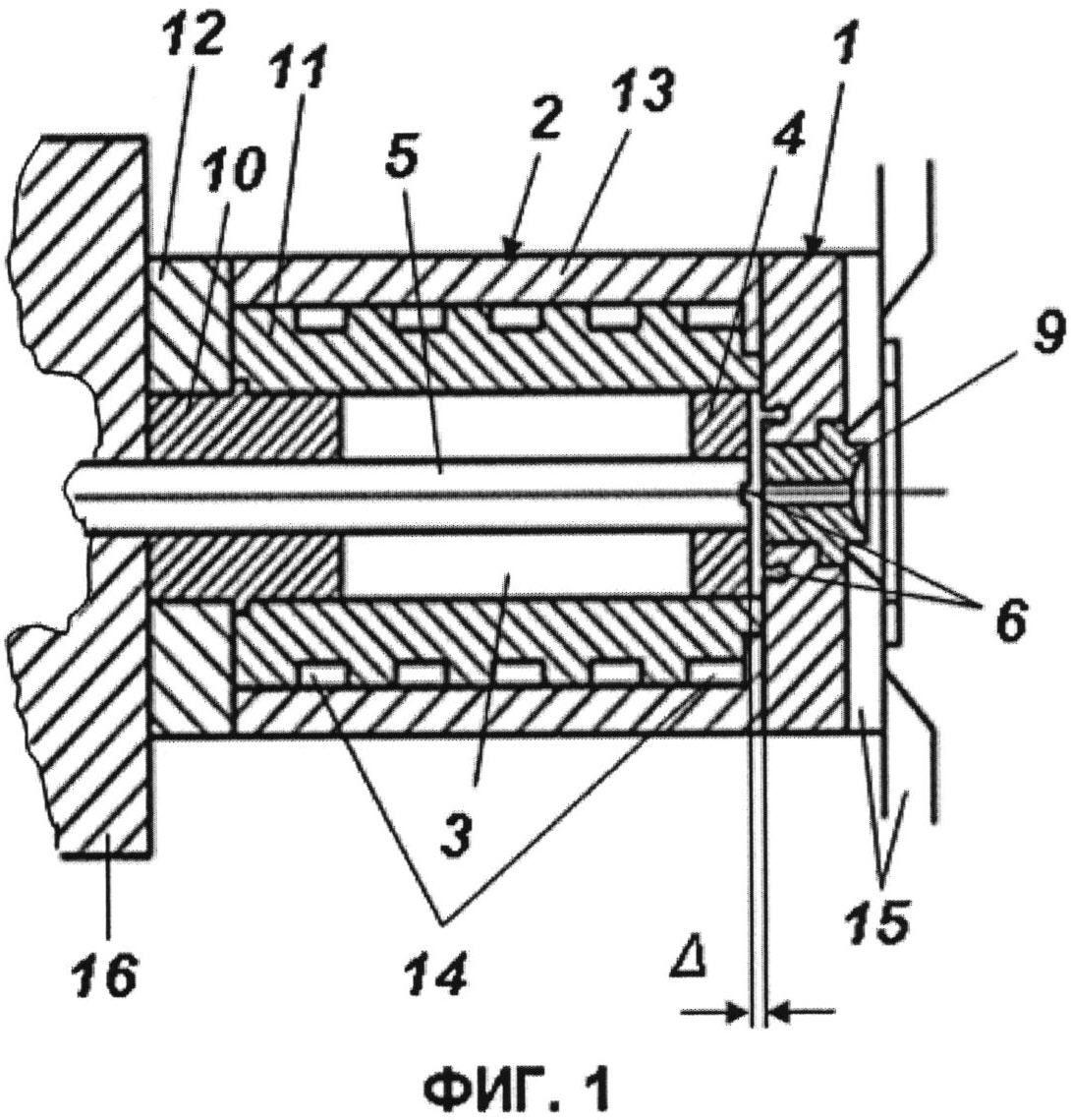 Пресс-форма для литья под давлением