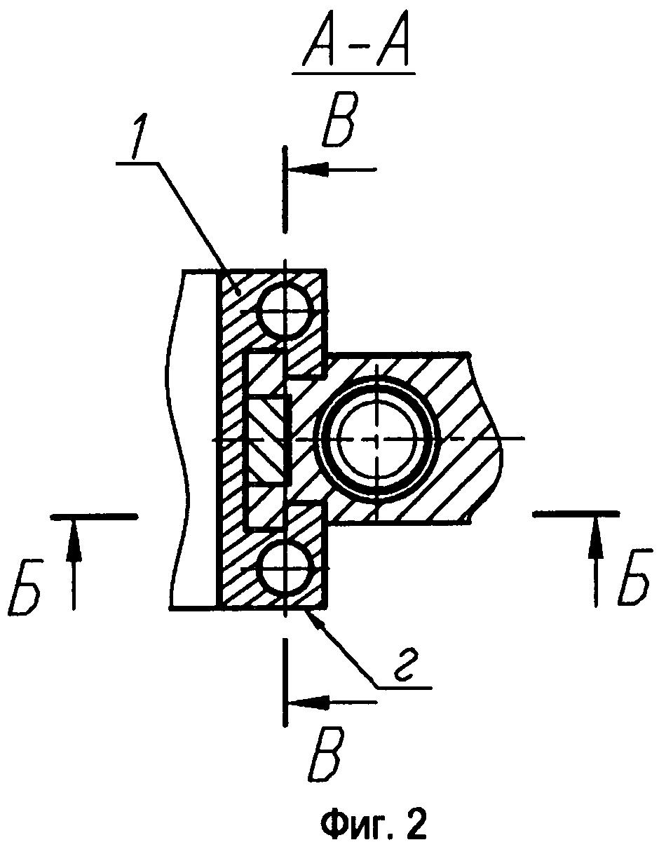 Механизм крепления приклада на оружии