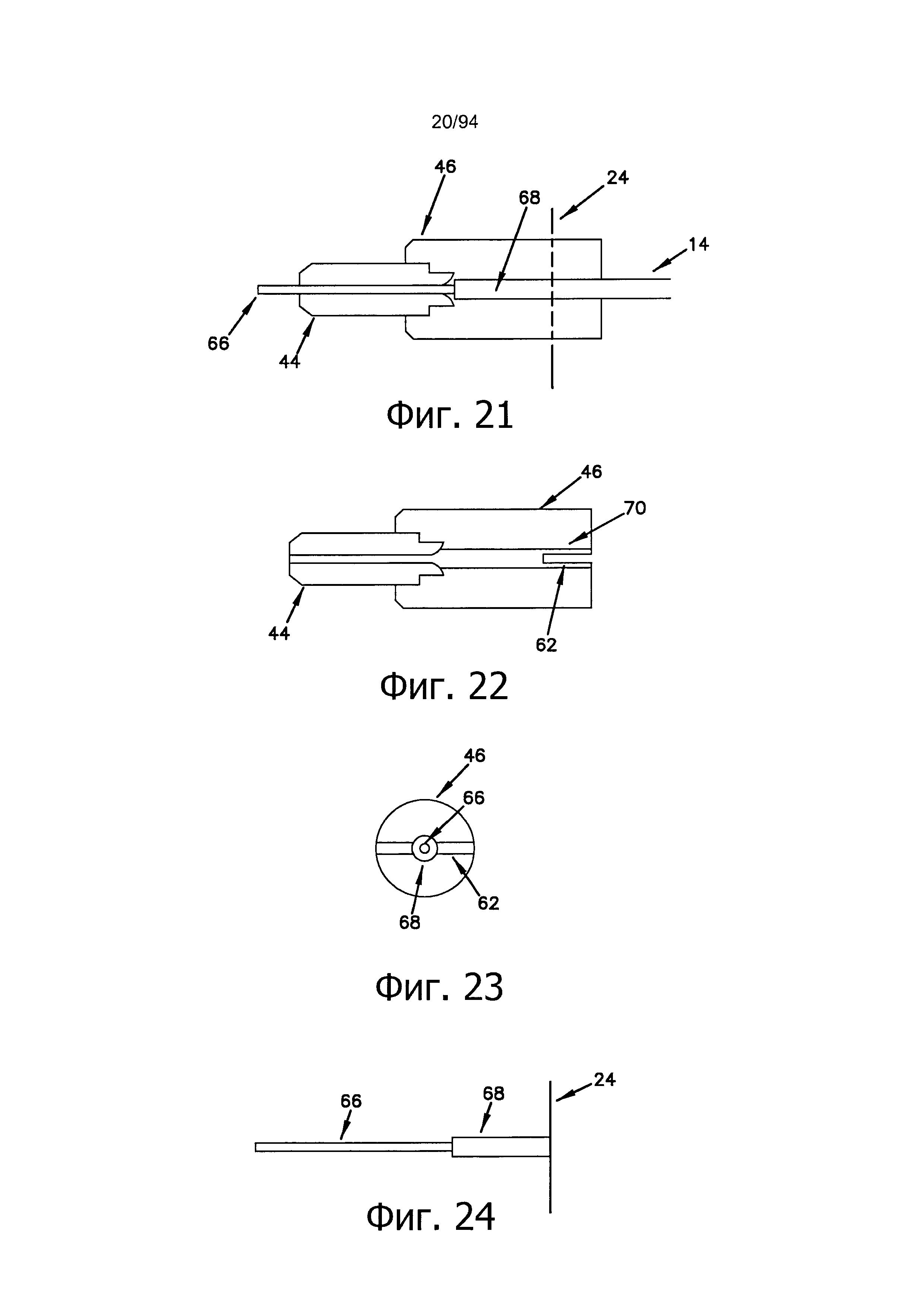 Способ изготовления и тестирования волоконно-оптической кассеты