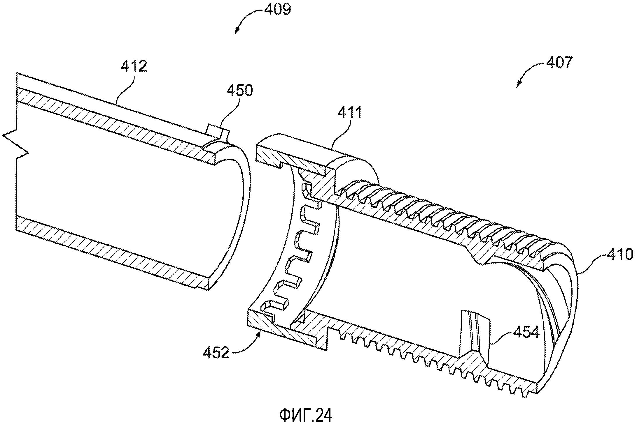Шпиндель для устройства доставки лекарственного средства