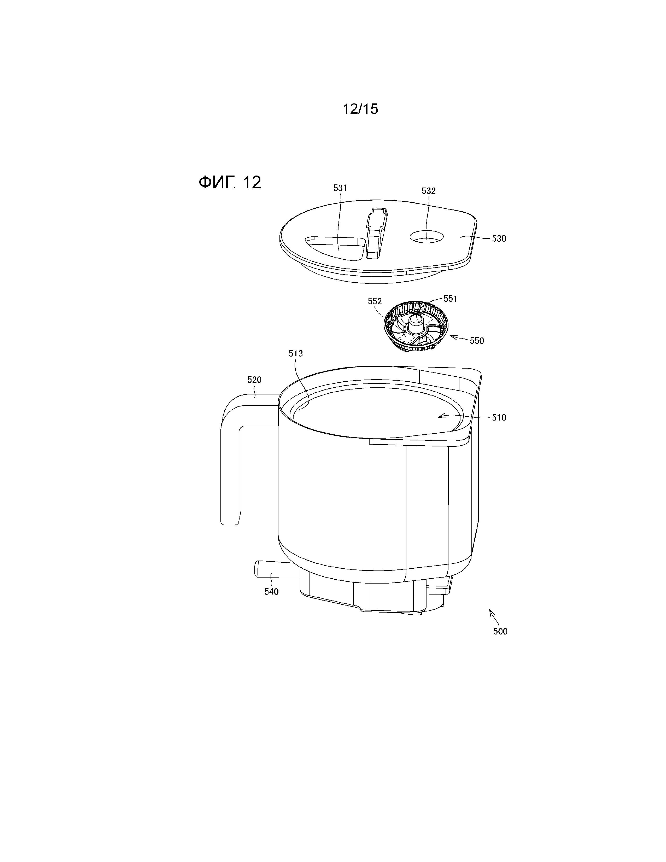 Устройство для приготовления напитка