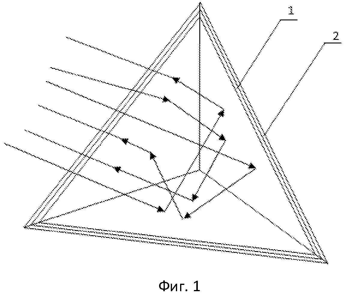 Способ модуляции лазерного луча кварцевым резонатором с уголковыми отражателями